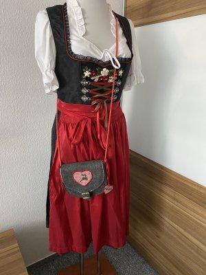 3-teiliges hochwertiges Dirndl von KRÜGER MADL, Gr. 40, Neuwertig