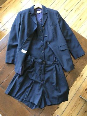 3-teiliges Outfit von Esprit (Blazer/Shorts/Weste)