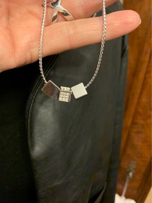 Pierre Lang Pendant white-silver-colored