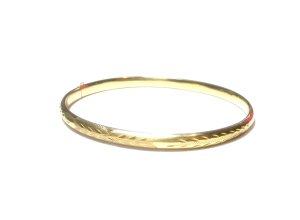 Juwelier Bracelet en or doré