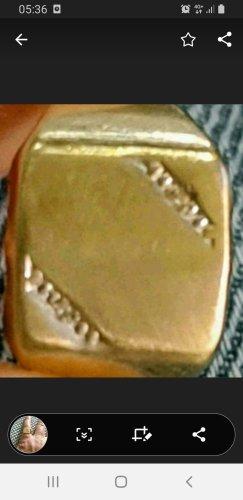 333 Goldsiegel Ring