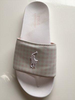 Polo Ralph Lauren Beach Sandals pink
