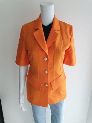 34 XS Jacke mantel parka trenchcoat Cardigan Strickjacke Oversize Pullover True Vintage Blazer Pulli