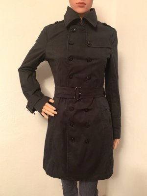 349€ Annie P Trench Trenchcoat Baumwolle Herbst Mantel 34 36 XS S