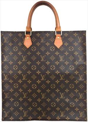 35267 Louis Vuitton Sac Plat Henkeltasche, Handtasche, Tasche aus Monogram Canvas
