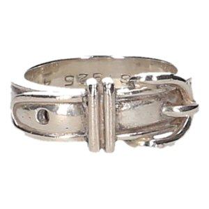35676 Hermès Ring aus 925er Silber in Größe 47