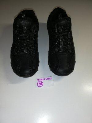 36 Schuhe sneaker Graceland schwarz