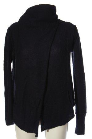360 Sweater Cashmere Jumper blue casual look