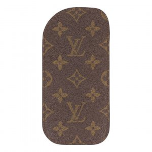 Louis Vuitton Bril brons-bruin Leer