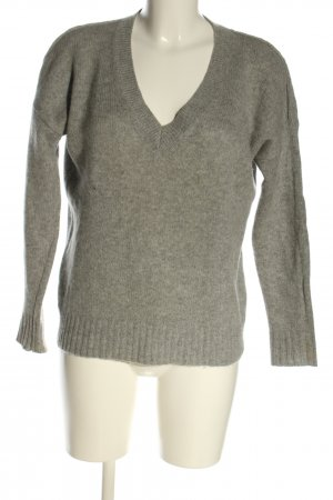 360Cashmere Cashmere Jumper light grey casual look