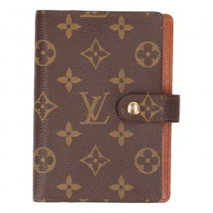 36358 LOUIS VUITTON AGENDA FONCTIONNEL PM AUS MONOGRAM CANVAS