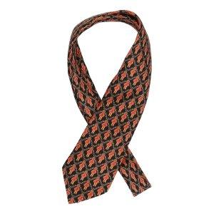 Hermès Informele das rood Zijde