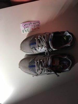 37,5 Nike blau grau