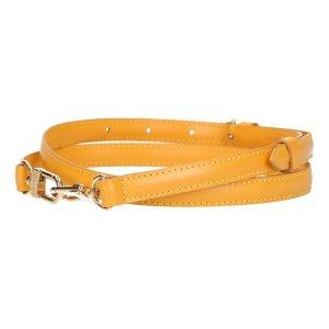 37390 Louis Vuitton verstellbarer Schulterriemen aus Rindsleder in Tassil Gelb