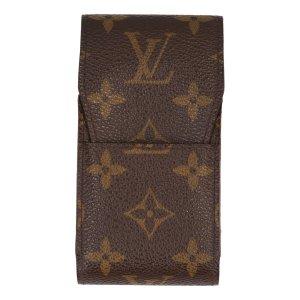 37468 Louis Vuitton Zigarettenetui Etui à Cigarettes aus Monogram Canvas