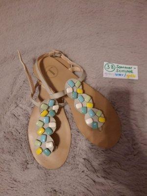 38 Sandalen Sommerschuhe