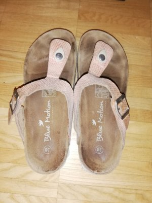 38 Schuhe Sandalen Pantoletten rosa