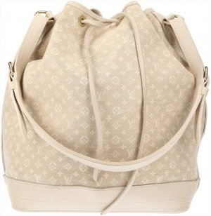 39225 Louis Vuitton Grande Noe GM Monogram Mini Canvas in Dune Tasche, Handtasche