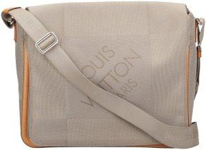 39276 Louis Vuitton Messager Umhängetasche aus Damier Geant Canvas in Terre