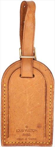 Louis Vuitton Portachiavi marrone-oro Pelle