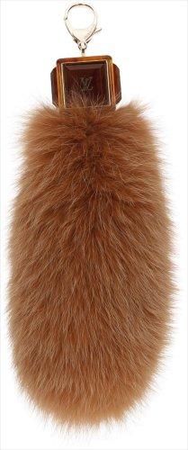 39967 Louis Vuitton Taschenschmuck, Anhänger, Schlüsselanhänger Foxy in Camel