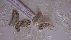 3d Blech Ohrringe Schmetterlinge
