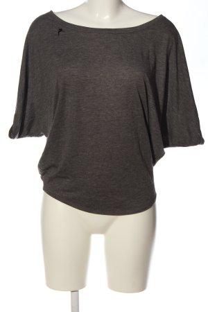 3Elfen Oversized Shirt light grey flecked casual look
