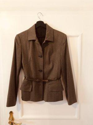 Ladies' Suit black brown-dark brown