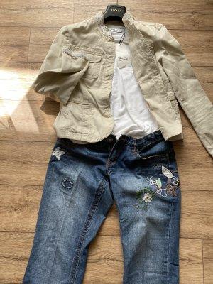 Zara Jeans svasati multicolore