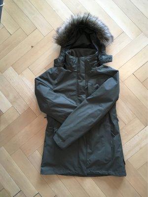 Jack Wolfskin Outdoor Jacket light brown-khaki