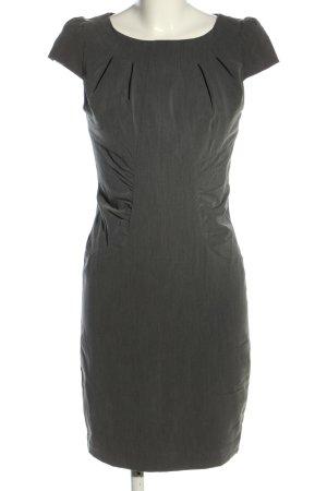 3suisses Ołówkowa sukienka jasnoszary W stylu biznesowym