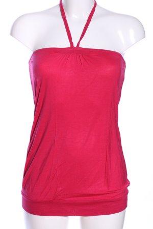 3suisses Haut bustier rose style décontracté