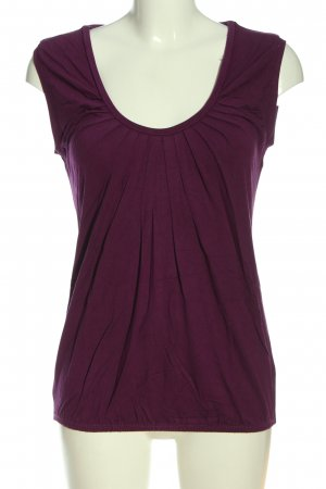 3suisses collection premium Sleeveless Blouse lilac casual look