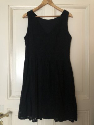 3suisses collection premium Lace Dress black cotton