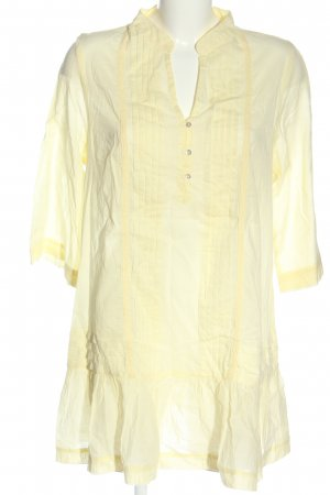 3suisses Hemd-Bluse creme Casual-Look