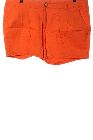 3suisses Krótkie szorty jasny pomarańczowy W stylu casual