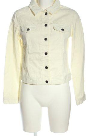 3suisses Jeansowa kurtka w kolorze białej wełny W stylu casual