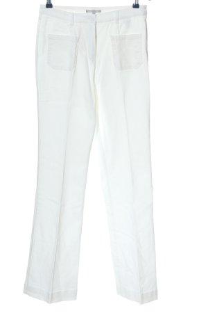 3suisses Jeansowe spodnie dzwony biały W stylu casual