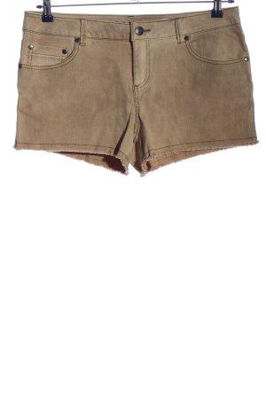 3suisses Jeansowe szorty brązowy W stylu casual
