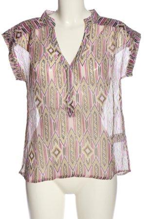 3suisses Bluzka z krótkim rękawem Na całej powierzchni W stylu casual
