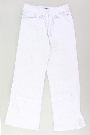 3suisses Lniane spodnie fiolet-bladofiołkowy-jasny fiolet-ciemny fiolet Len