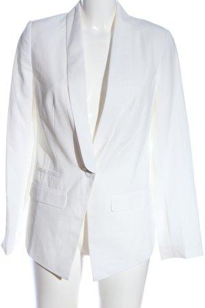 3suisses Długa marynarka biały W stylu casual