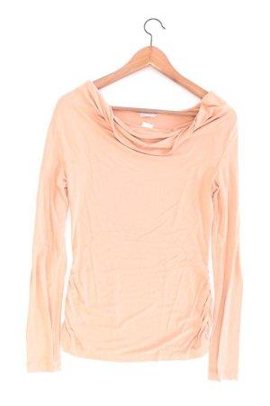 3SUISSES Longsleeve-Shirt Größe 32/34 Langarm braun aus Baumwolle