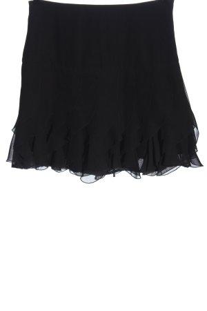 3suisses Spódnica mini czarny Elegancki