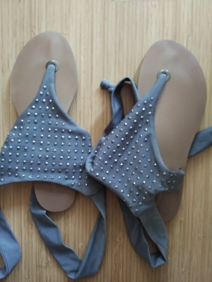 3 Suisses Sandals silver-colored-light grey