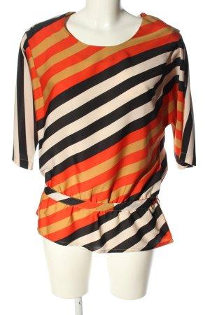 3suisses Schlupf-Bluse Allover-Druck Business-Look