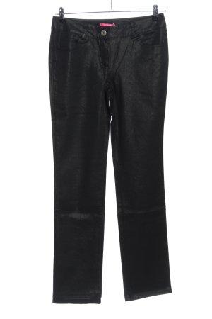 3suisses Dopasowane jeansy czarny W stylu casual