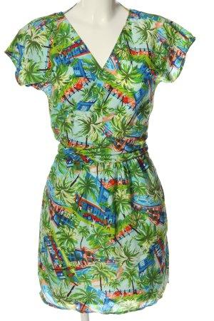 3suisses Sommerkleid Allover-Druck Casual-Look