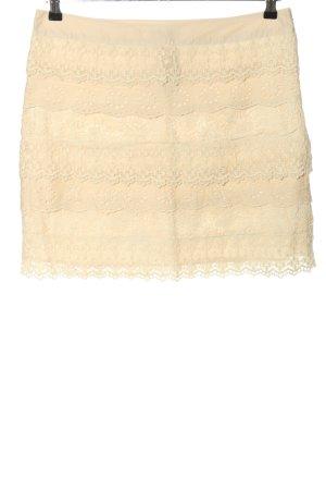 3suisses Lace Skirt cream elegant