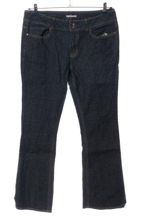 3suisses Jeansy z prostymi nogawkami niebieski W stylu casual